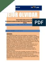 AMPA RC. VS TRINIDAD SANSUEÑA - MEJOR OLVIDAR-