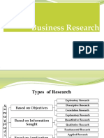 Unit 1Business Research