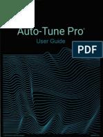 Manual de AutoTune Pro