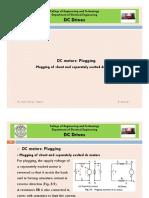 DC drives Lecture 27 PDF SLIDES