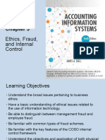 Chapter 3 Ethics, Fraud and Internal Control - New