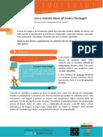 Guidelines para o evento Hour of Code_2020