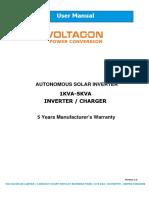 Conversol 3KVA PLUS DUO MPPT 60A Off Grid eV 1-5KVA manual 20140327.pdf