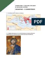 Império Bizantino - KAIKE NICOLAS
