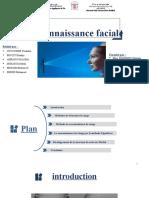 La reconnaissance faciale