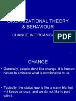 Organizational Theory & Behaviour Changeppt (1)