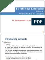 FISCA Introduction Générale I
