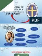 TEMA # 1 CARISMA DE PROVIDENCIA.pptx
