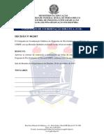 Decisão nº 80.2017 - Normas de concessão e manutenção de bolsas de estudos no âmbito do PGH