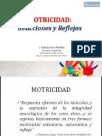 2.- Motricidad-Reacciones y Reflejos