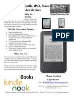 Kindle Scanning