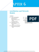 Chapter 6 Distribution and Network Models. An Introduction to Management Science_ Quantitative Approaches to Decision Making