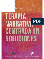 Terapia narrativa centrada en soluciones - Linda Metcalf.pdf
