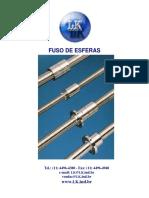 Catálogo de Fusos
