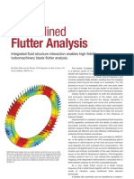 Ansys Flutter