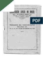 Congregação Cristã do Brasil Convenção Fev-1936