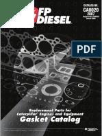FP Diesel Caterpillar Engines - Gaskets.pdf