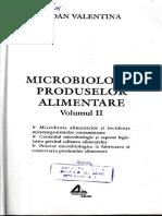 Microbiologie produselor alimentare_cap3_Microbiologia laptelui