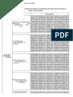 Web -Interviwe Schedule