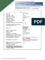 UPSC - Candidate's Application Details (Registration-Id_ 11927341900)