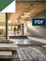 Casa la Viña Alta Gracia, Provincia de Córdoba, Argentina Juan Salassa, Santiago Tissot Iván Castañeda.pdf