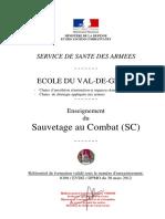 Sauvetage au Combat -janvier 2012
