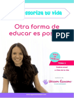 Tema 5 Montessoriza tu vida Miriam Escacena