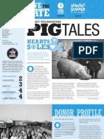 Winter 2011 Pig Tales Newsletter