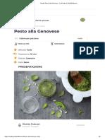 Ricetta -Pesto-alla-Genovese