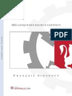 Mécanique des Milieux  Continus copy.pdf