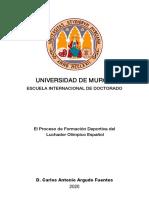 Carlos Antonio Argudo Fuentes Tesis Doctoral