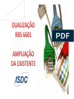 Dualização DUW Velha%Nova