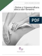 Massagem Detox e Lipoescultura Enzimática não-invasiva - 2020