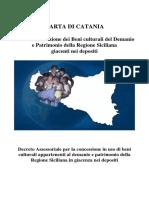 Carta di Catania