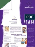 Igualamas Consultoria y Formación en Igualdad
