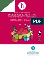 Guia IN (inclusión) - Infantil