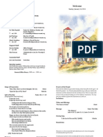 Bulletin 1-16-11