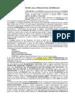 Riassunto di tutta pedagogia.pdf