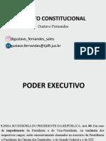 PCPA - Aula 8 - Poder Executivo e Estatuto dos Congressistas.pptx