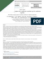Connaissances Et Perception de La Médecine Nucléaire Par Les Médecins Togolais