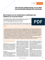 2018-Mced-complications Metaboliques Des Inhibiteurs de La Tyrosine Kinase-43-49