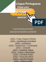 Jogos de Língua Portuguesa-1