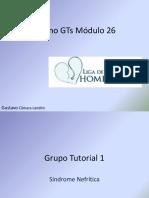 Resumo GT Módulo 26