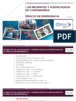 Manejo de Covid 19 en Emergencia by Yul Cruz