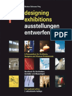 Designing Exhibitions A Compendium for Architects, Designers and Museum Professionals 2nd Edition