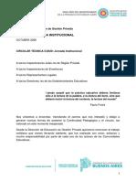 SSE - DIEGEP Jornada Institucional  OCTUBRE 2020 version final