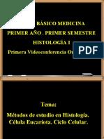 1ra Videoconf Histología I