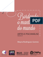 Bordando o manto do mundo - artes e psicanálise.pdf