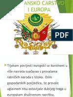 Osmansko Carstvo i njegovo širenje