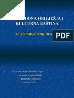Klimatske regije Hrvatske - prava